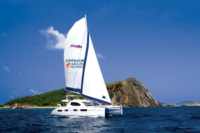 catamaran sailing vacations