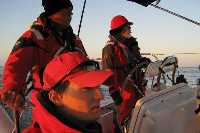 Open Water Sailing Certification | Ocean Sailing Lessons