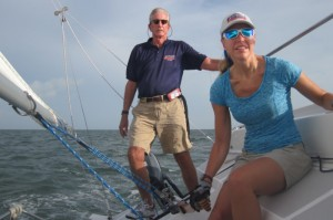 sailing certification