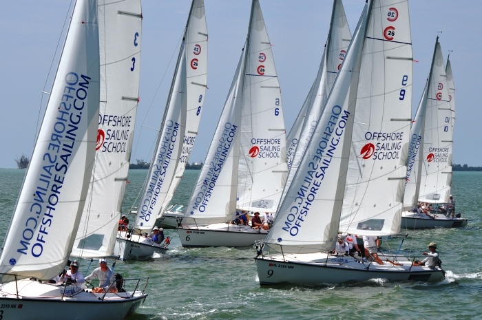 Offshore Sailing School Course Offerings And History