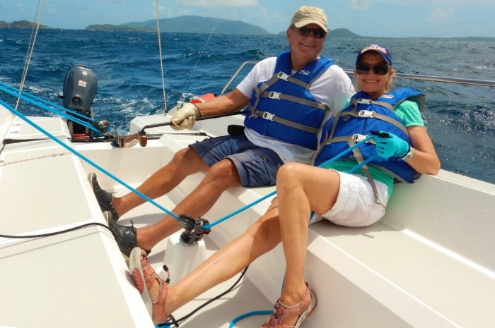 Chris-Sissi-Learn-to-Sail-BVI