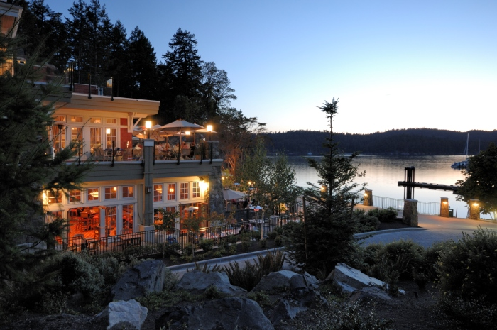 Poets Cove Resort, Spa and Marina on South Pender Island