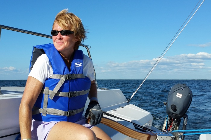 Sailing women picture 4