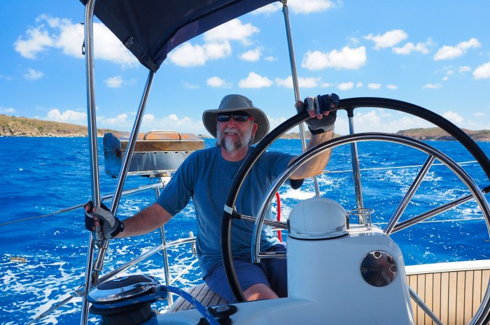Live Aboard Sailing Lessons & Cruising Courses (OSS 103/104)